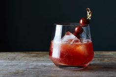 Fall Wisconsin Old Fashioned Recipe on Food52, a recipe on Food52