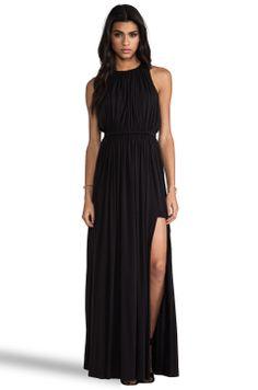 sen Flaviana Dress in Black