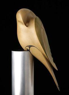 Kaka • New Zealand Bush Parrot by Rex Homan, Māori artist (KR71205)