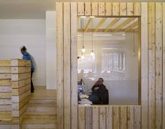 Design Council Offices | Carl Turner Architects | Archinect