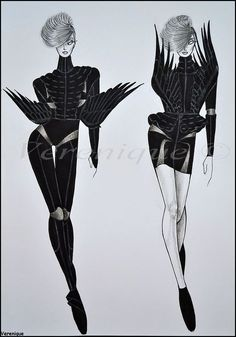 Black bird collection by Verenique.deviantart.com on @deviantART
