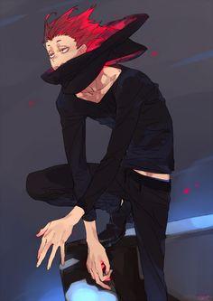 "diabolism666: ""assasin :) "" Iwaizumi Hajime, Oikawa, Haikyuu Fanart, Haikyuu 3, Haikyuu Ships, Anime Characters, Haikyuu Characters, Anime Love, Anime Guys"