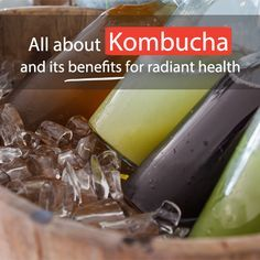 Curious about kombucha? Here's all you want to know about this fizzy drink and it's many possible health benefits!