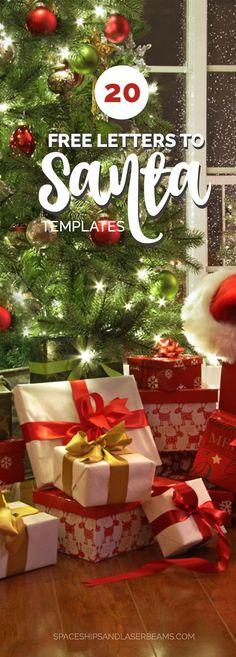 christmas free template