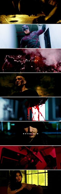 Hell's Kitchen is about to explode.   #daredevil