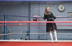 COCO COACH THE FALL-WINTER 2014/15 CAMPAIGN – Chanel News - Attualità e Dietro le quinte