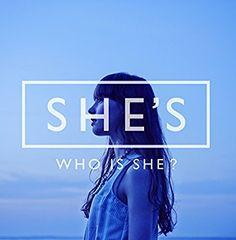 Amazon   WHO IS SHE?   SHE'S   J-POP   音楽 通販