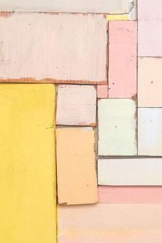 Pastel Color Block, charcoal colors in neon, pink and yellow, feminine color palette. Colour Schemes, Color Combos, Textures Patterns, Color Patterns, Color Studies, Mellow Yellow, Color Theory, Pastel Colors, Abstract Photography