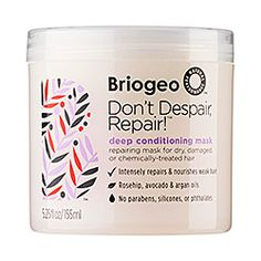 Briogeo - Don't Despair, Repair!™ Deep Conditioning Mask If you're looking for a good deep conditioning hair mask...look no further! This product is awesome :) It really does work and makes my coarse and dry hair much more manageable and it actually feels soft.