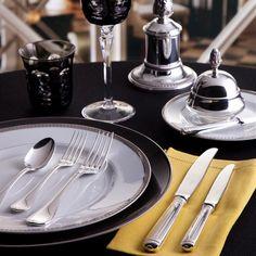 Flatware Malmaison Christofle silver plated