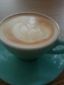 Old Hen Coffee Bar - My Coffee, Cappuccino