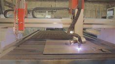 """ПКФ """"Кристалл"""": производство портальных машин термической резки металла ..."""