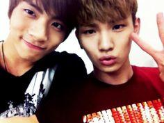 SHINee Jonghyun & Key