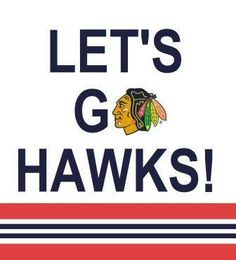 Love my Hawks!