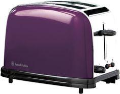 Violetti leivänpaahdin <3 Prismassa näin kympillä yhden mallin!