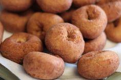 une bonne vie: When Life Gives You Oil, Make Doughnuts.