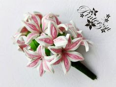 #quilling #quillingart #paperart #handmade #quilledflowers #papírvirágok #hyacinth #jácint #paperartist #pinterzsu