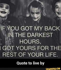 Joker Quotes : QUOTATION – Image : As the quote says – Description My best friends. They are amazing. So many people unknowingly care about you. its a beautiful thing. Life Quotes Love, Wisdom Quotes, True Quotes, Great Quotes, Quotes To Live By, Motivational Quotes, Inspirational Quotes, Loyalty Quotes, Qoutes