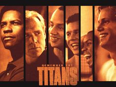 Remember the Titans - one of my all time favs. Attitude reflect leadership, captain.