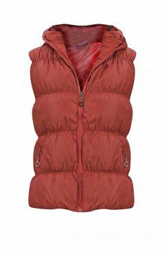Γυναικείο γιλέκο με κουκούλα | Γιλέκα - Πανωφόρια - Γυναίκα | Winter Jackets, Fashion, Winter Coats, Moda, Winter Vest Outfits, Fashion Styles, Fashion Illustrations