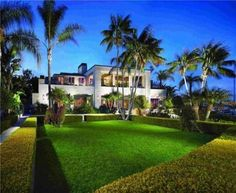 Million Dollar Homes Of The Stars On Pinterest Celebrities Homes