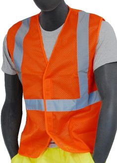 Security & Protection Workplace Safety Supplies Objective Black Safety Vest High Visibility Breathable Mesh Pvc Tape Outdoor Clothes With Traditional Methods
