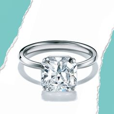 The one you've been waiting for. A Tiffany icon that is like no other—the Tiffany True engagement ring. Tiffany Engagement, Floral Engagement Ring, Diamond Cluster Engagement Ring, Engagement Ring Styles, Diamond Wedding Rings, Bridal Jewelry Sets, Bridal Rings, Cinderella Engagement Rings, Fashion Rings