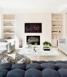"713 Likes, 22 Comments - Tamara Magel (@tamaramageldesign) on Instagram: ""Living room TriBeCa #tamaramagel photo by @rikkisnyder"""