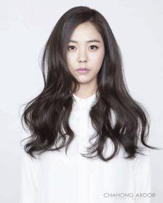 Narci Bold Wave #long #hair #beauty #cut #chahongardor