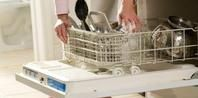 how to clean a portable dishwasher