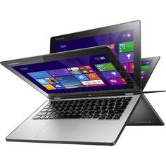 Lenovo Yoga 2 11.6″ TouchScreen 2-in-1 Laptop PC – Intel Pentium N3520