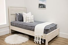 Styled for Boys – Beddy's Mobile Home Living, Home And Living, Beddys Bedding, Zipper Bedding, Shared Bedrooms, Grey Bedding, Make Your Bed, Kid Spaces, Kid Beds