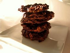 Frozen No-Bake Cookies (Chocolate) - 1 Points Plus per serving!