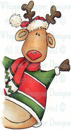 christmas.illustr.quenalbertini: Rudy