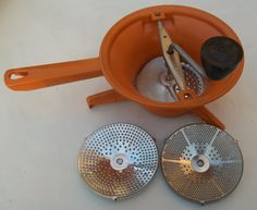 Vintage 1970s French Moulinex vegetable mill.  A by Retrofanattic, £6.00