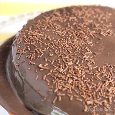 Need to try this Brigadeiro Cake recipe