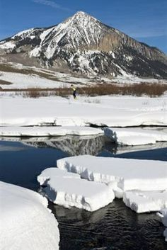 Crested Butte Nordic Ski Center... For more info on vacation rentals and our GREAT DISCOUNTS on ski rentals and tickets in CRESTED BUTTE and ASPEN, COLORADO, visit www.greatcrestedb...