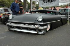 Looks like it came right out of the movie!!  Pancake '56 Merc