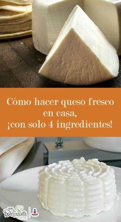 Cómo hacer queso fresco | CocinaDelirante