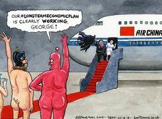 "Top News: ""UK: End of Xi Jinping's British Visit (Cartoon)"" - http://www.politicoscope.com/wp-content/uploads/2015/10/UK-Headline-News-End-of-Xi-Jinpings-British-visit-–-Cartoon.jpg - Here's cartoon of China  President Xi Jinping visit to UK.   on Politicoscope - http://www.politicoscope.com/uk-end-of-xi-jinpings-british-visit-cartoon/."