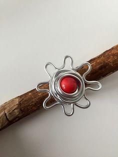 """Ringe - Tagua-Blütenring """"Marli"""" - ein Designerstück von phitolotta bei DaWanda"""