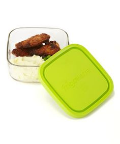 Another great find on #zulily! Green Frigoverre 54.25-Oz. Square Container by Bormioli Rocco #zulilyfinds