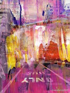 "Saatchi Art Artist Sven Pfrommer; Photography, ""NEW YORK COLOR XV"" #art"