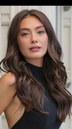 Turkish Women Beautiful, Turkish Beauty, Hottest Female Celebrities, Beautiful Celebrities, Bend At The Waist, Prettiest Actresses, Love Your Hair, Spring Hairstyles, Hair Transformation