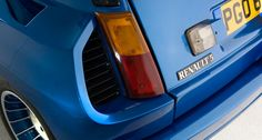 The Renault 5 Turbo that packs supercar punch