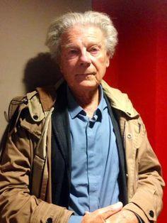 Dominique Fernandez écrivain et membre de l'académie  Française