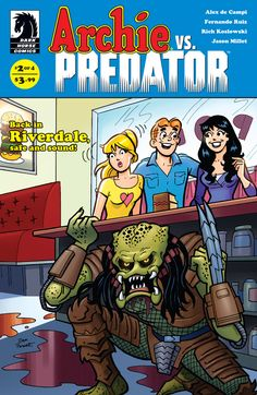 Predator continues to be the book that shouldn't work but somehow does, its second installment every bit as ridiculous and bloody as the first.