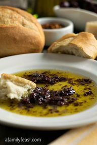 Olive Dipping Sauce