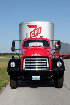 GMC Tractor