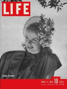 Magazine photos featuring Life Magazine [United States] April on the cover. Life Magazine [United States] April magazine cover photos, back issues and newstand editions.